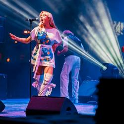 New Year's Eve ABBA Fun In Dubai