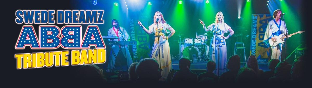 Book Now For 2018 And Beyond ... | Swede Dreamz ABBA Tribute Band