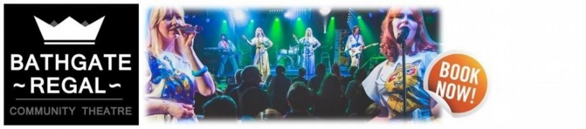 ABBA Night at Regal Theatre, Bathgate | Swede Dreamz ABBA Tribute Band