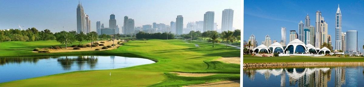 New Year In Dubai, United Arab Emirates