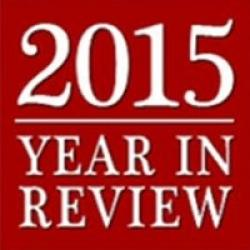 A Year In Review 2015