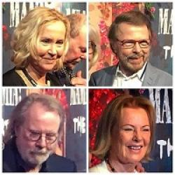 ABBA Reunite To Launch Mamma Mia! The Party