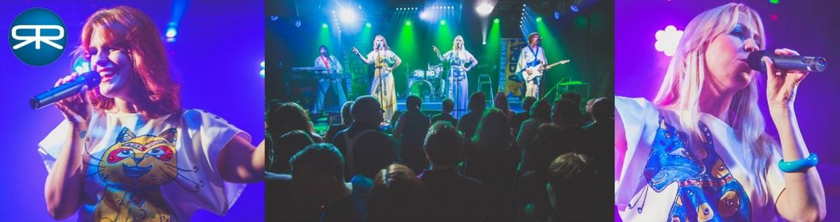 The River Rooms, Stourbridge 2017-2018 Dates | Swede Dreamz ABBA Tribute Band