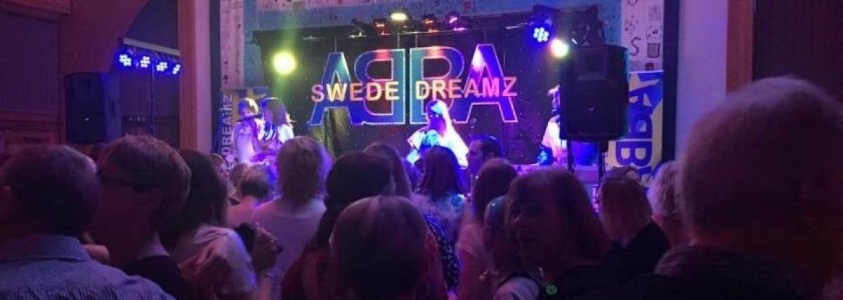 Market Lavington Sell-out Twice | Swede Dreamz ABBA Tribute Band