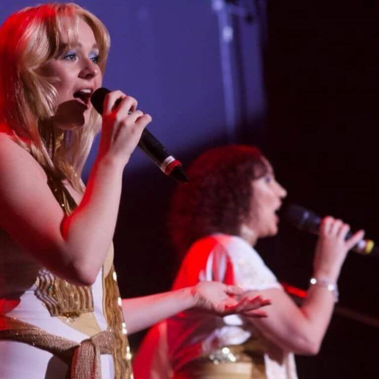 Swede Dreamz ABBA Tribute Band - Leading UK ABBA Tribute Act
