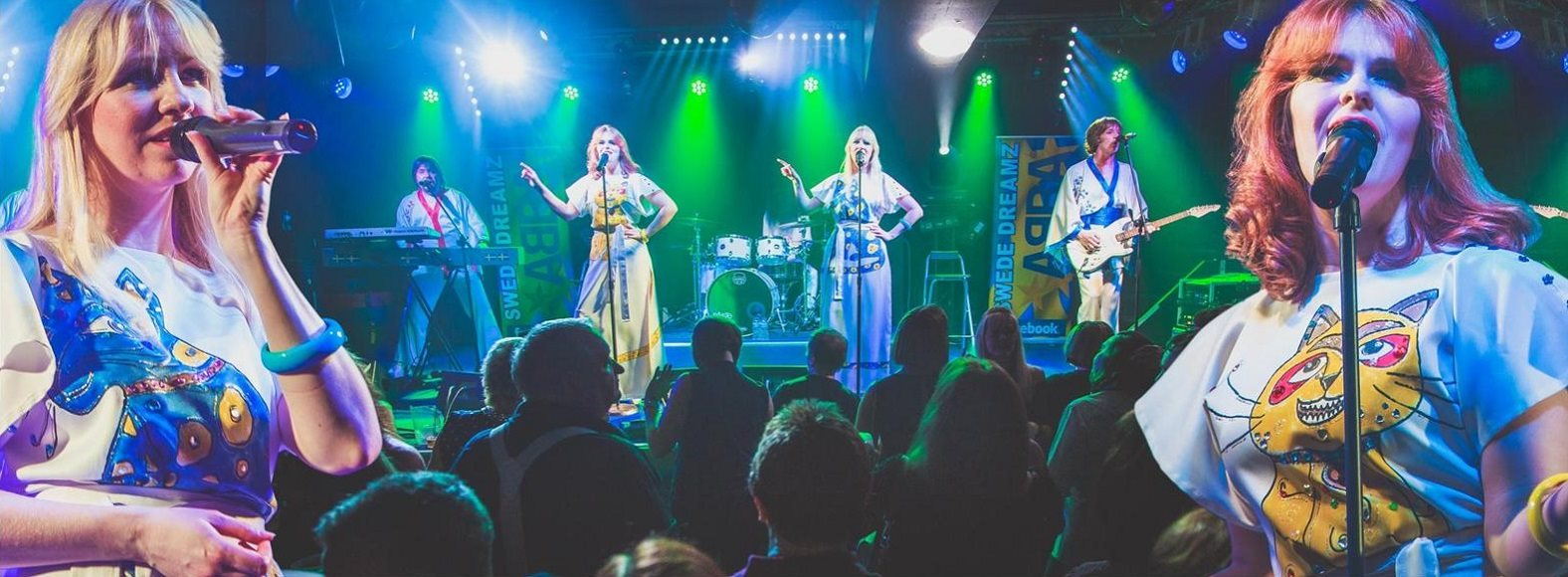 Swede Dreamz - ABBA Tribute Band - LEADING UK ABBA TRIBUTE ACT